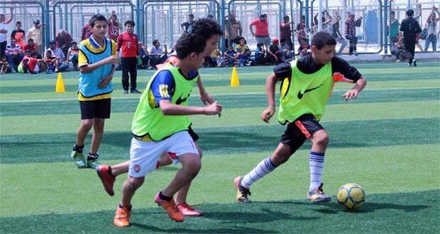 مواعيد اختبارات الناشئين كرة القدم