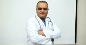 الدكتور امير غيث