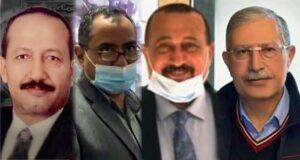 وفاة 4 اطباء بفيروس كورونا
