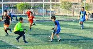اختبارات الناشئين في كرة القدم