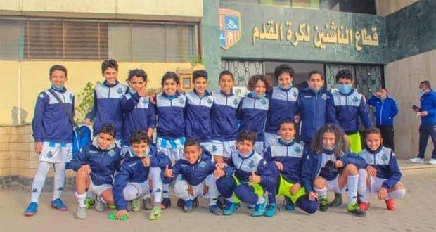 اختبارات نادي المقاولون العرب للناشئين