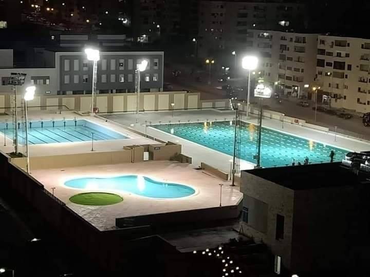 حمام سباحة مركز شباب الاسمرات