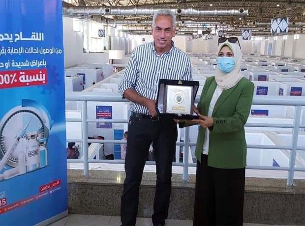 عمرو السنباطي رئيس نادي هليوبوليس