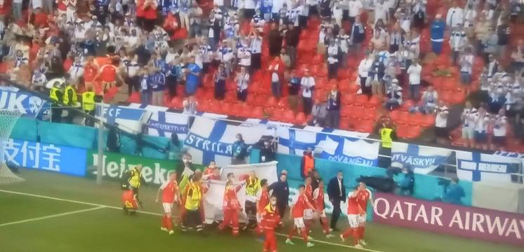 مباراة الدنمارك وفنلندا