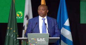 باتريس موتسيبي رئيس الاتحاد الإفريقي