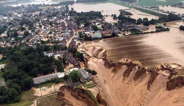 فيضانات المانيا