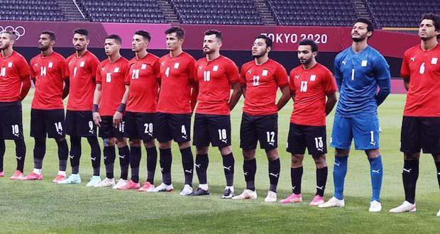 مباراة مصر واستراليا في اولمبياد طوكيو