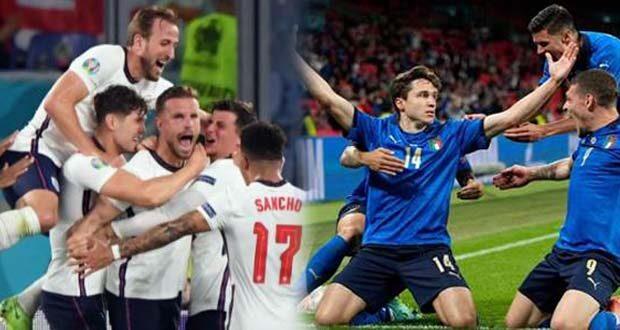 مباريات نصف نهائي يورو 2020