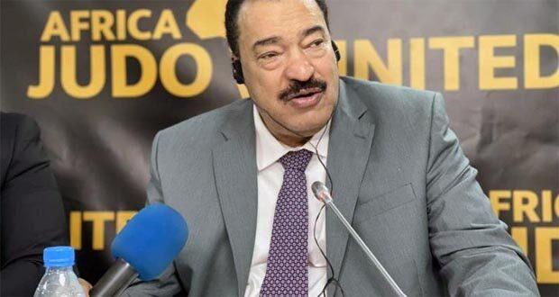 مطيع فخر الدين، رئيس اتحاد الجودو