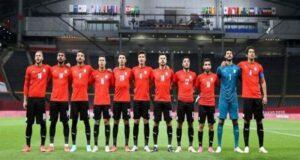 منتخب مصر الأوليمبي في طوكيو 2020