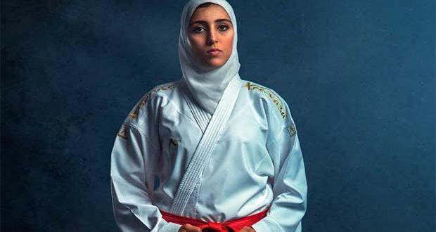 جيانا فاروق لاعبة منتخب مصر للكارتية