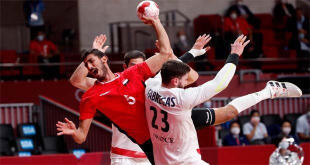 مباراة منتخب مصر في كرة اليد