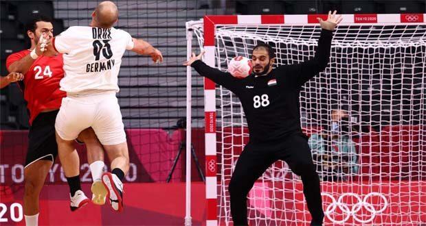 منتخب مصر لكرة اليد في اولمبياد طوكيو