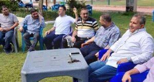 طاهر ابو زيد في نادي الشمس