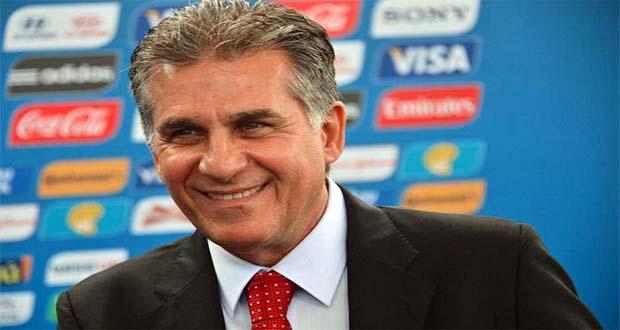 كارلوس كيروش مدرب منتخب مصر