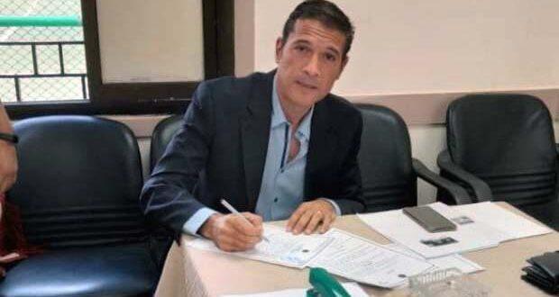 محمد العقدة يترشح لإنتخابات نادي الصيد