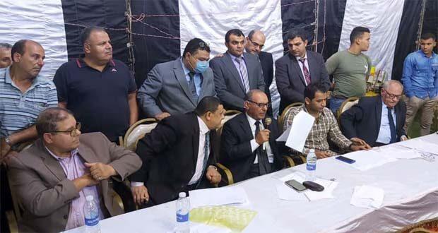 اعلان نتيجة انتخابات نادي المنصورة