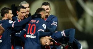 مباراة باريس سان جيرمان